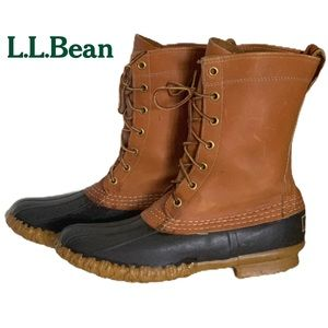 L.L. Bean Maine Hunting Shoe Duck Boot 8